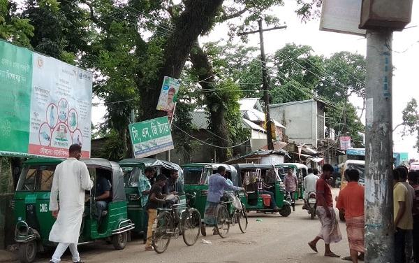 পূর্বধলা-ময়মনসিংহ সড়কে লাগামহীন সিএনজি ভাড়া!