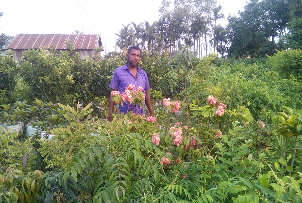 ঈশ্বরগঞ্জের বেকার যুবক মহরম আলী এখন কোটিপতি