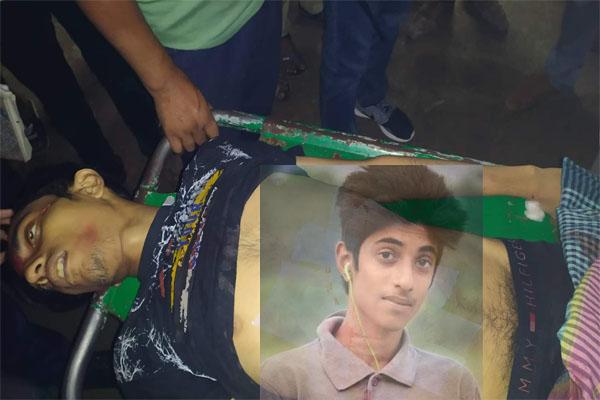 ময়মনসিংহে প্রতিমা বিসর্জনের প্রস্তুতিকালে কলেজ শিক্ষার্থীকে হত্যা