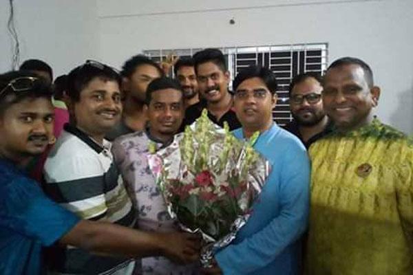 রংপুর-৩ উপনির্বাচনে লাঙ্গল প্রতীক নিয়ে এরশাদ পুত্র জয়ী