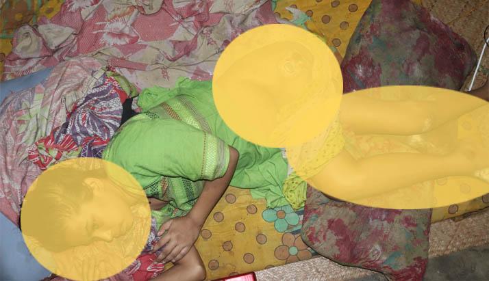 চট্টগ্রামে মাদক কারবারি স্বামীর নির্যাতনে মৃত্যু শয্যায় গৃহবধু
