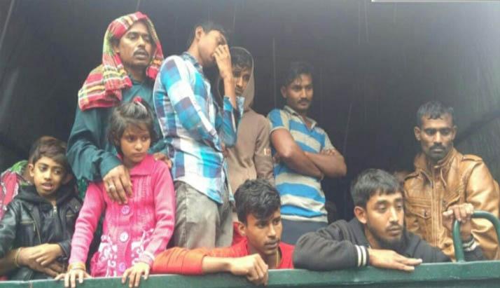ভারতের বনগাঁ থানায় ১১১ জন বাংলাদেশি নাগরিক আটক