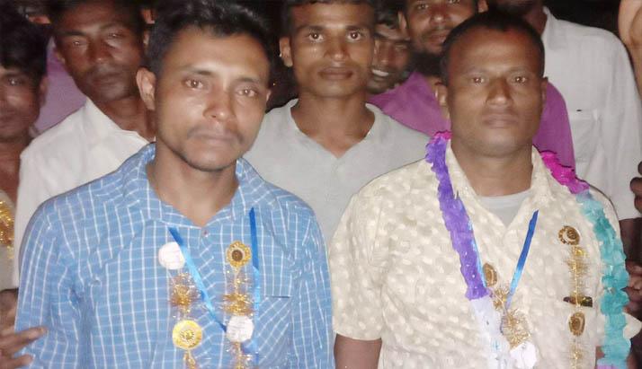 রাজারহাটে লোড-আনলোড শ্রমিক ইউনিয়নের ত্রি-বার্ষিক নির্বাচন সম্পন্ন